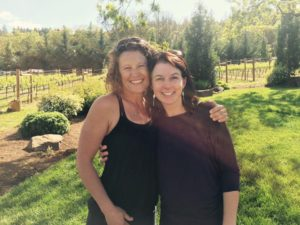 Instructors, Tiffany Grimes and Lori Grable