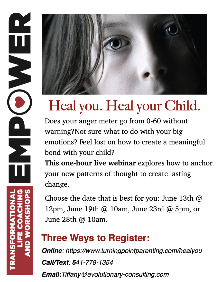 Webinar: Heal You. Heal Your Child.